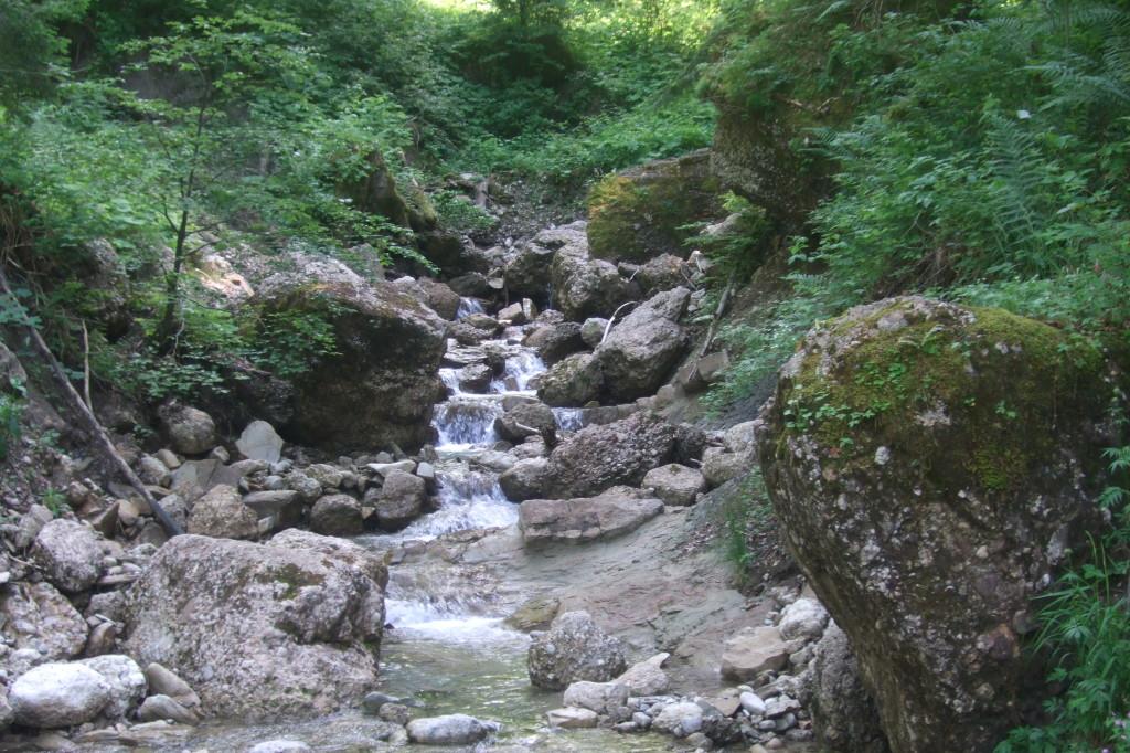 nahe der Talstation Hochgrad