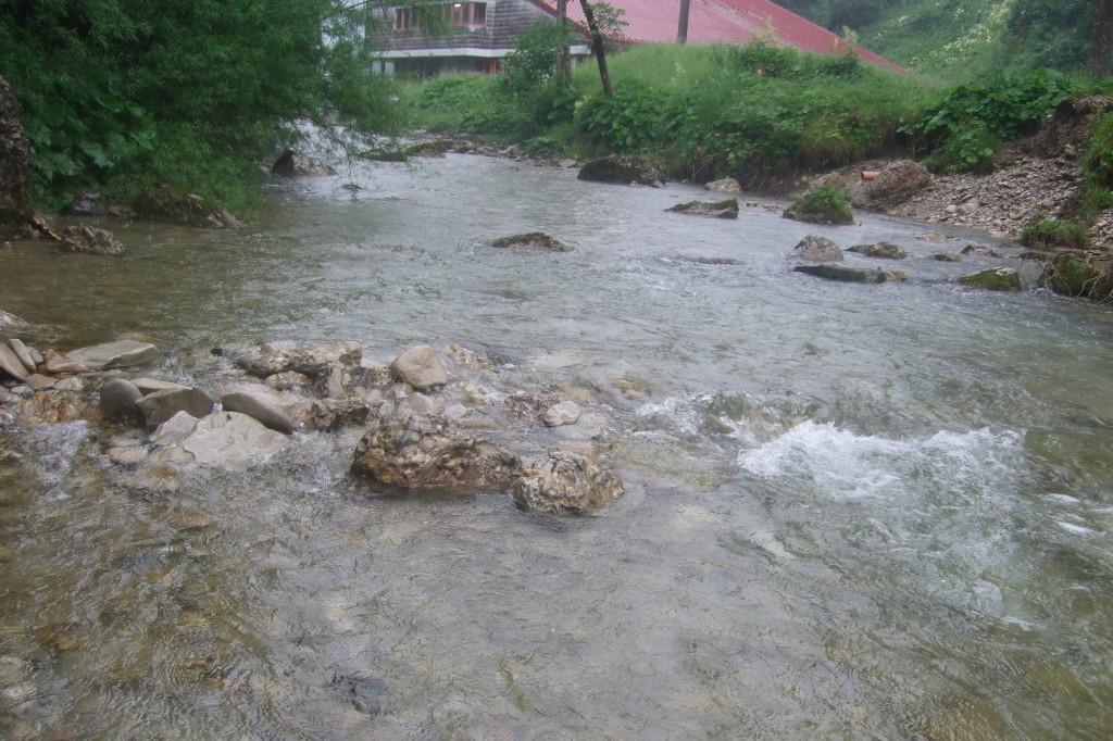 Talstation Hochgrad, Weißach