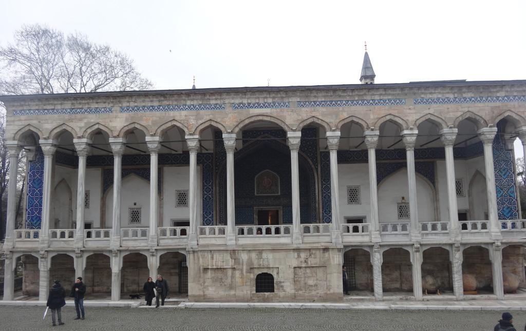 Fliesen-Palast