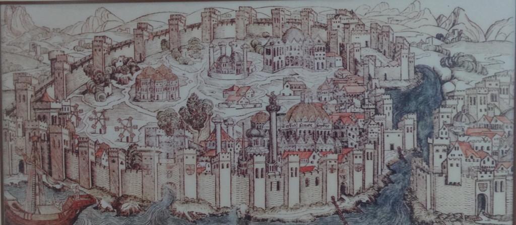 Istanbul im 15. Jh