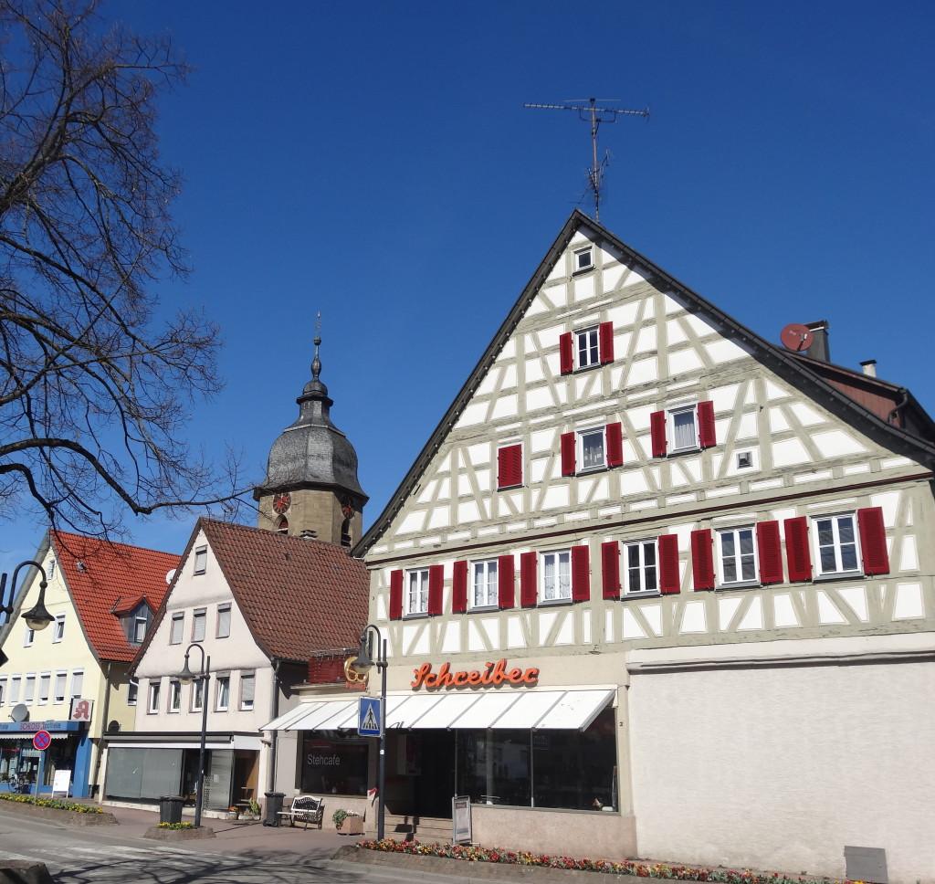 Weinort Großheppach
