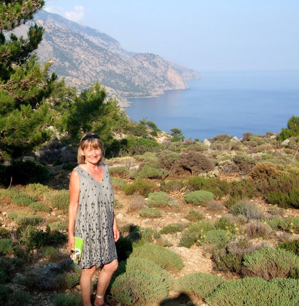 Wanderung ins Hinterland von Sougia, durch die Lissos-Schlucht in die Berge