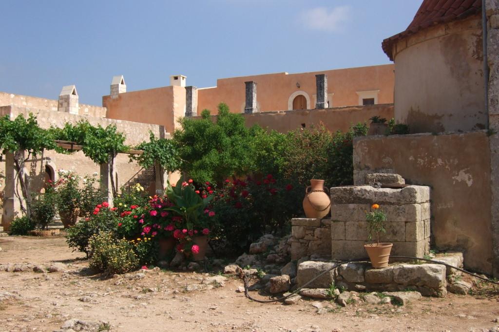 Ein berührender Rundgang in den Klostermauern