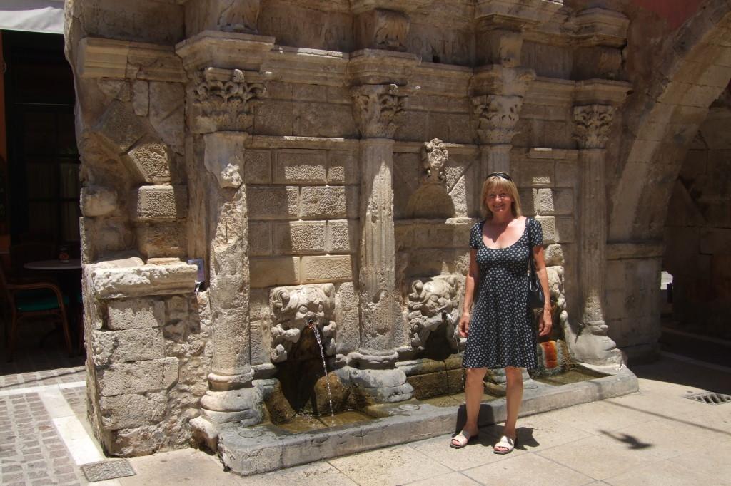 Rethimno, Rimondi-Brunnen