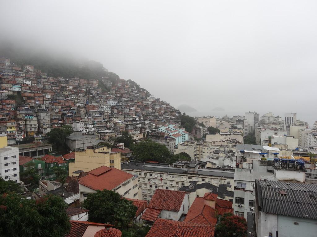 Favela Cantagalo