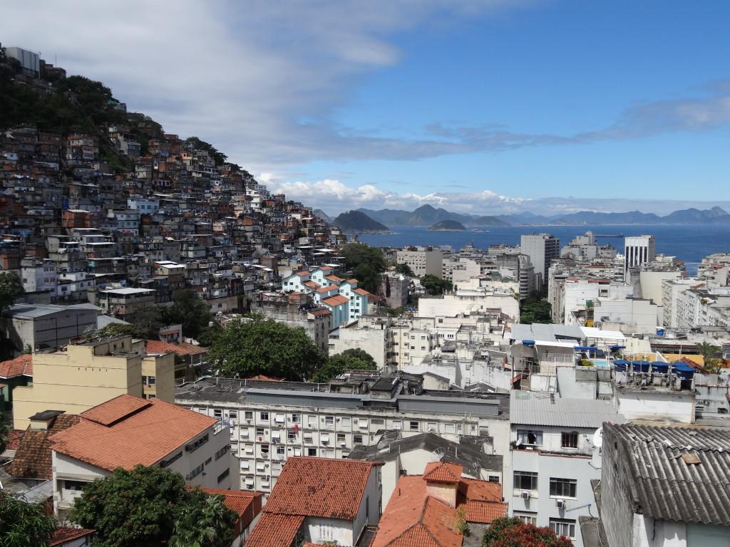 Rio de Janeiro, Favela Cantagalo