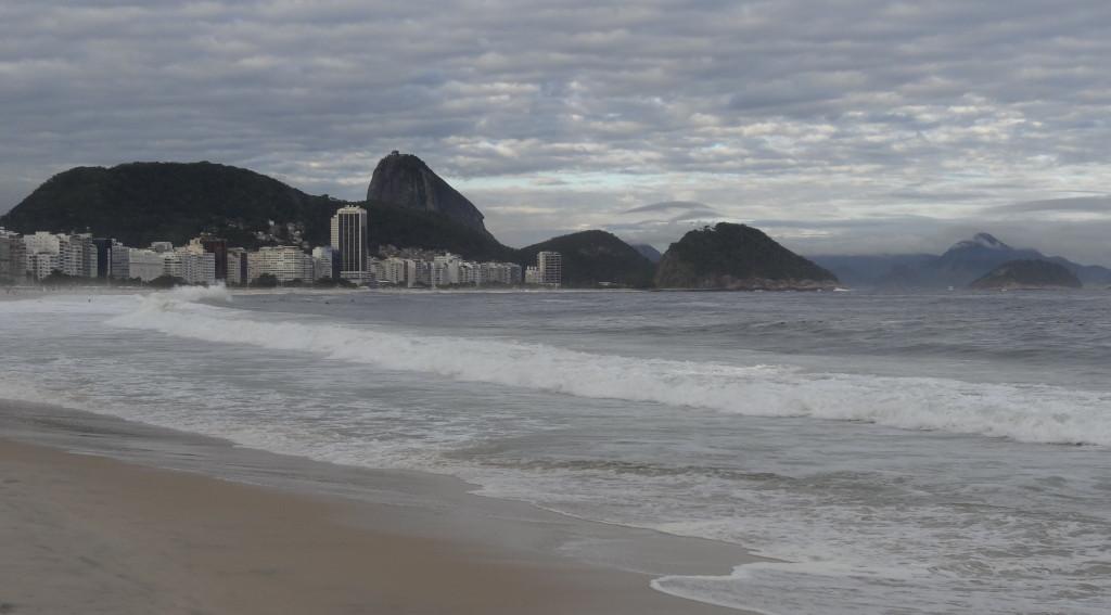 Copacabana und Zuckerhut