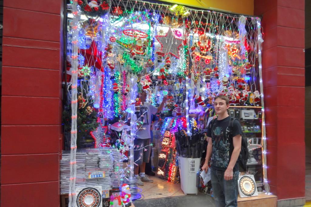 Weihnachts-Shop