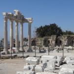 Side, Apollo-Tempel