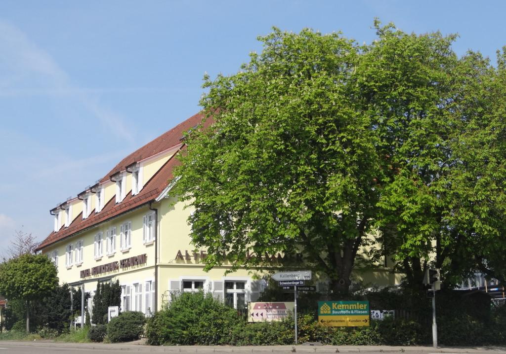 Das schön renovierte alte Gasthaus Neuwirtshaus