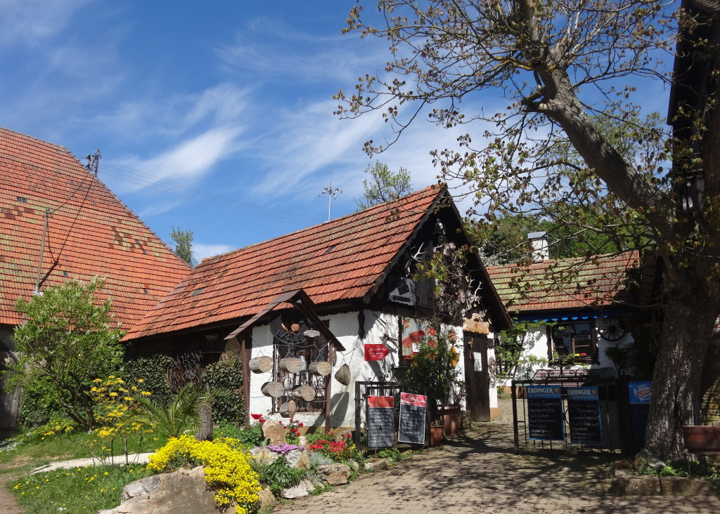 Tula´Lädle im Kloster Adelberg
