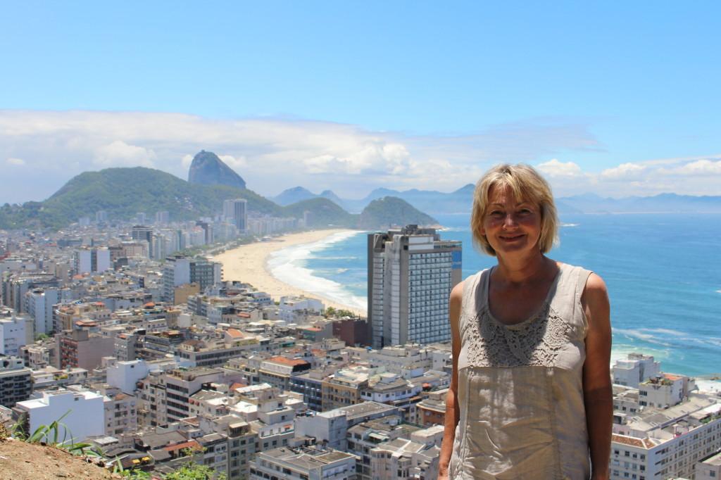 Favela, höchster Aussichtspunkt