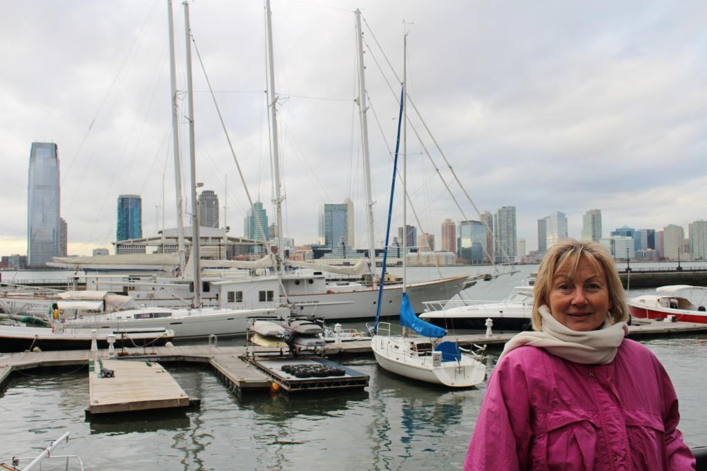 Yachthafen beim Finaz Center