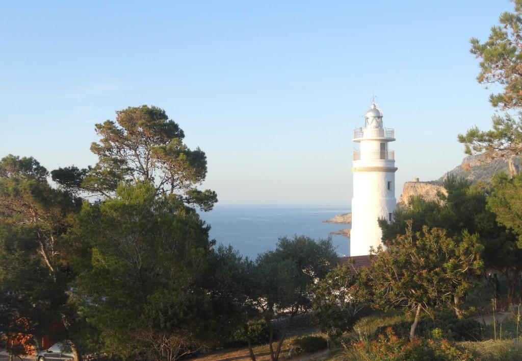 Leuchtturm Cap Gros