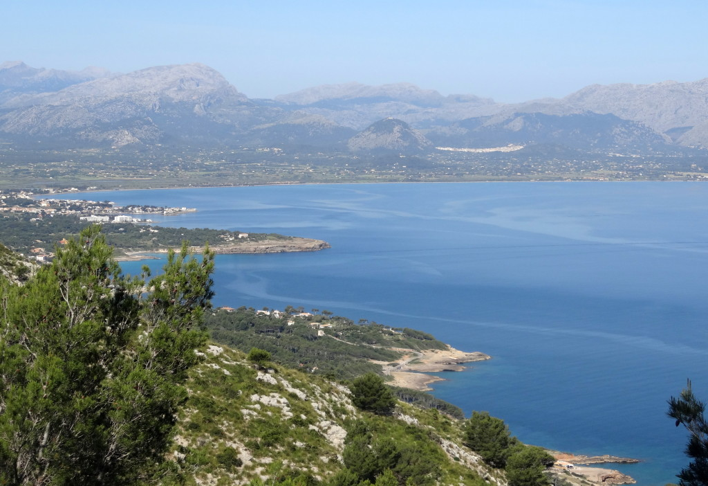 Bucht von Pollencia