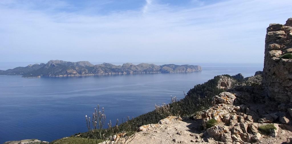 Gipfel Talaia d ´Alcudia, Formentor