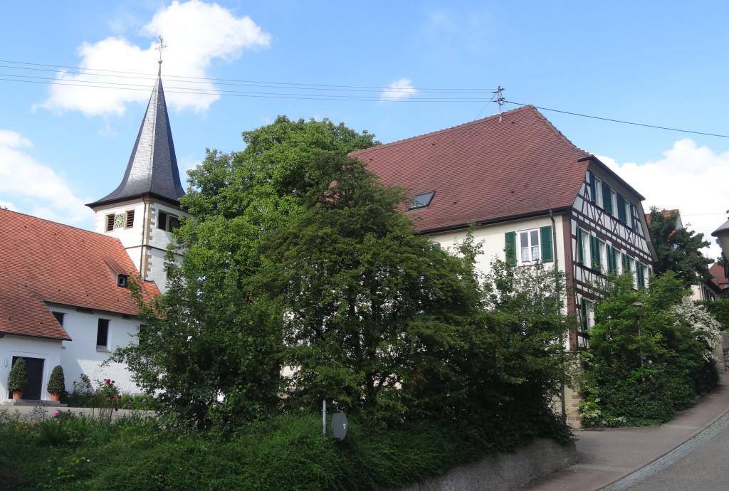 Burgstetten-Burgstall