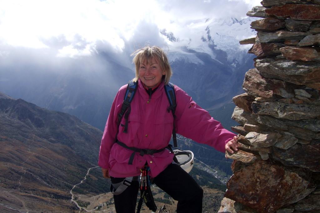 Jägihorn-Gipfel