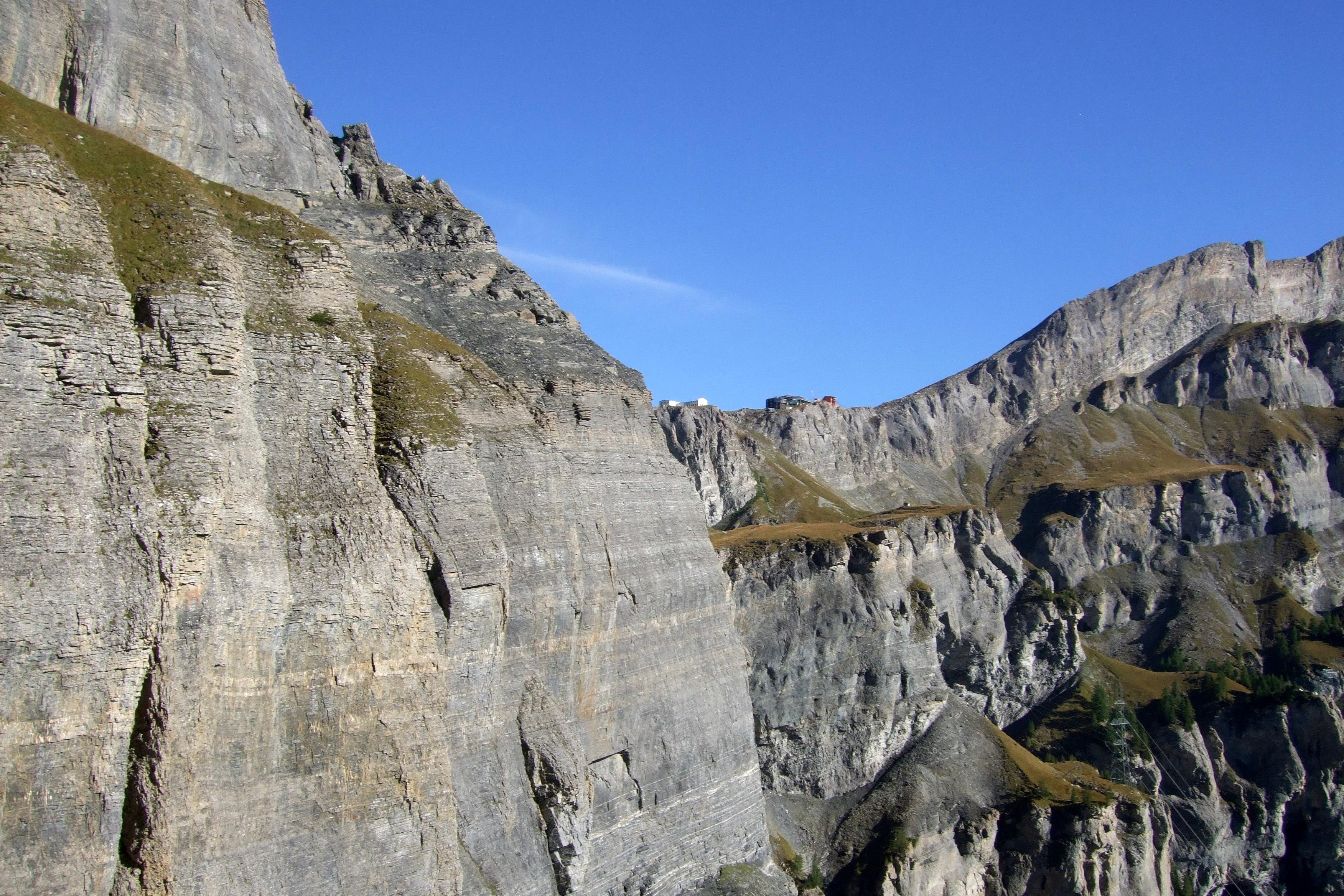 Klettersteig Wallis : Leukerbader klettersteig wallis lisa unterwegs