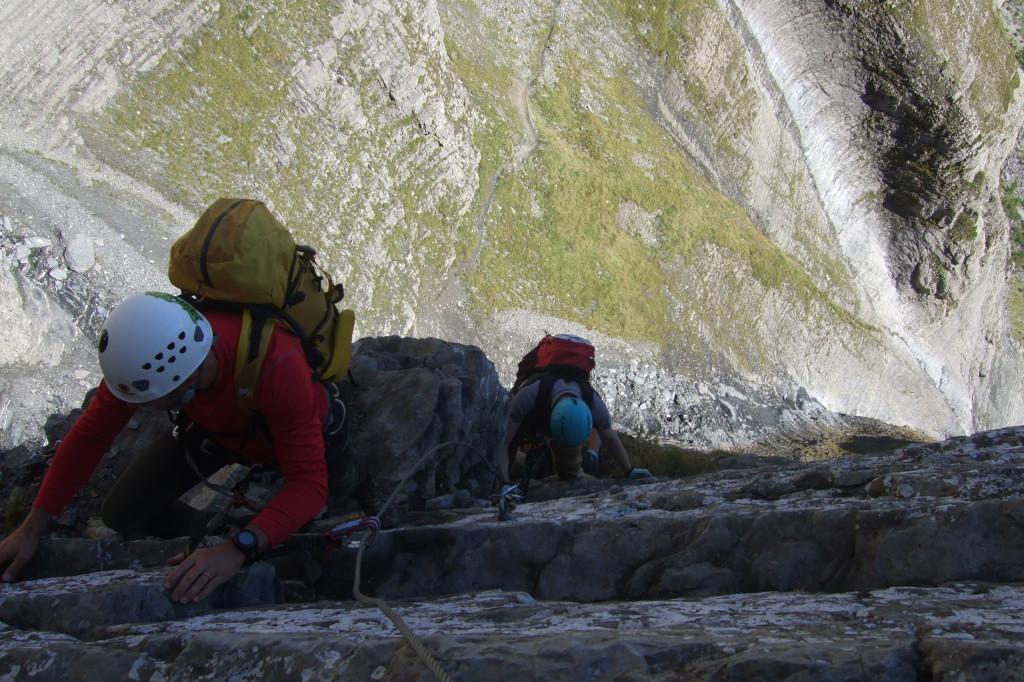 Leukerbader Klettersteig