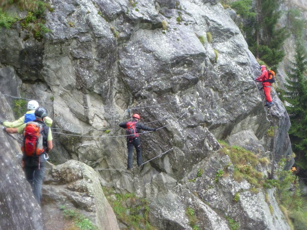 Aletsch Klettersteig