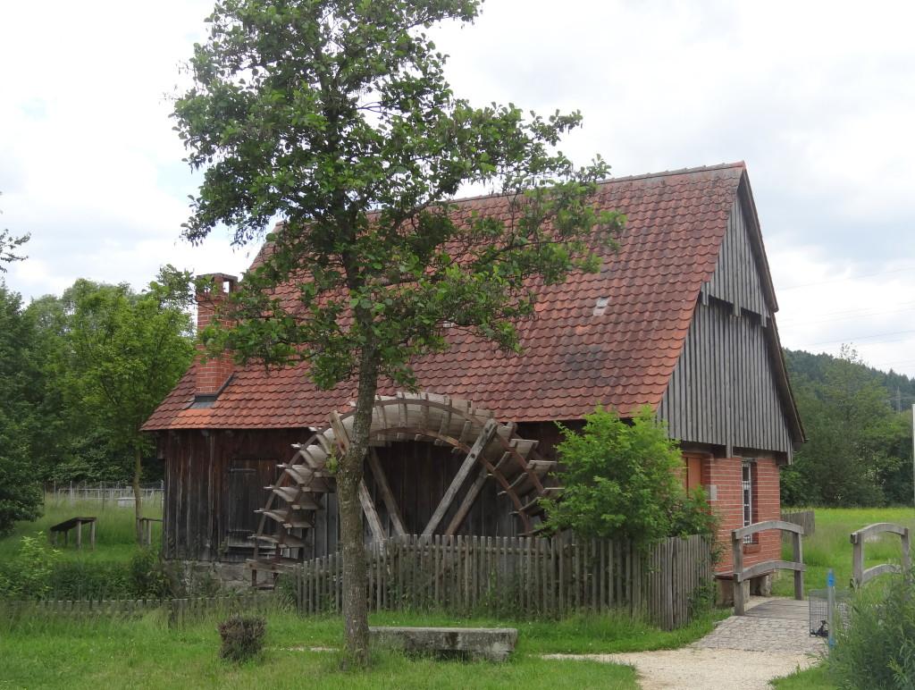 Ölmühle Michelau