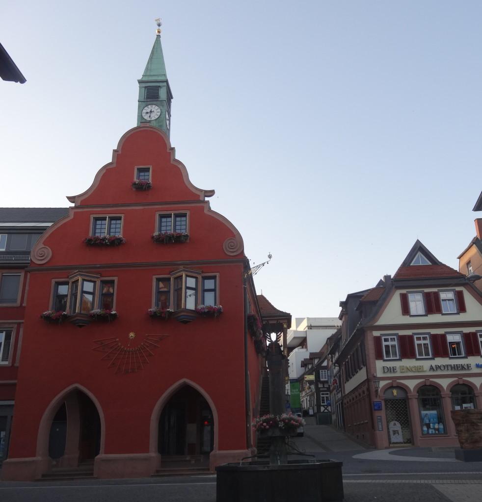 Lahrer Rathaus