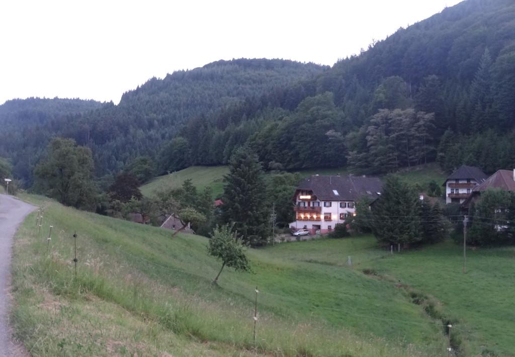 Hotel Schwert, Litschental