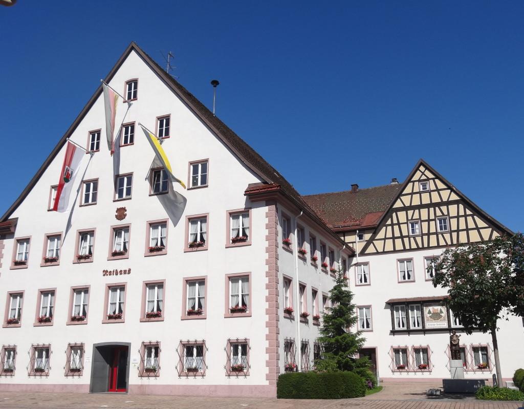 Furtwangen, Rathaus