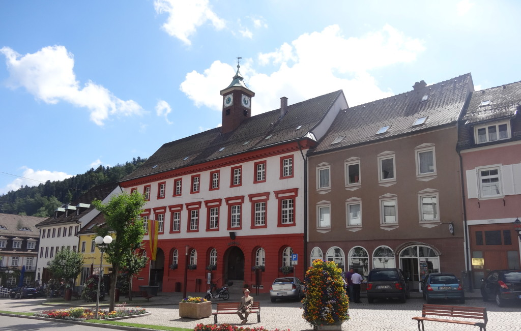 Triberg, Rathaus