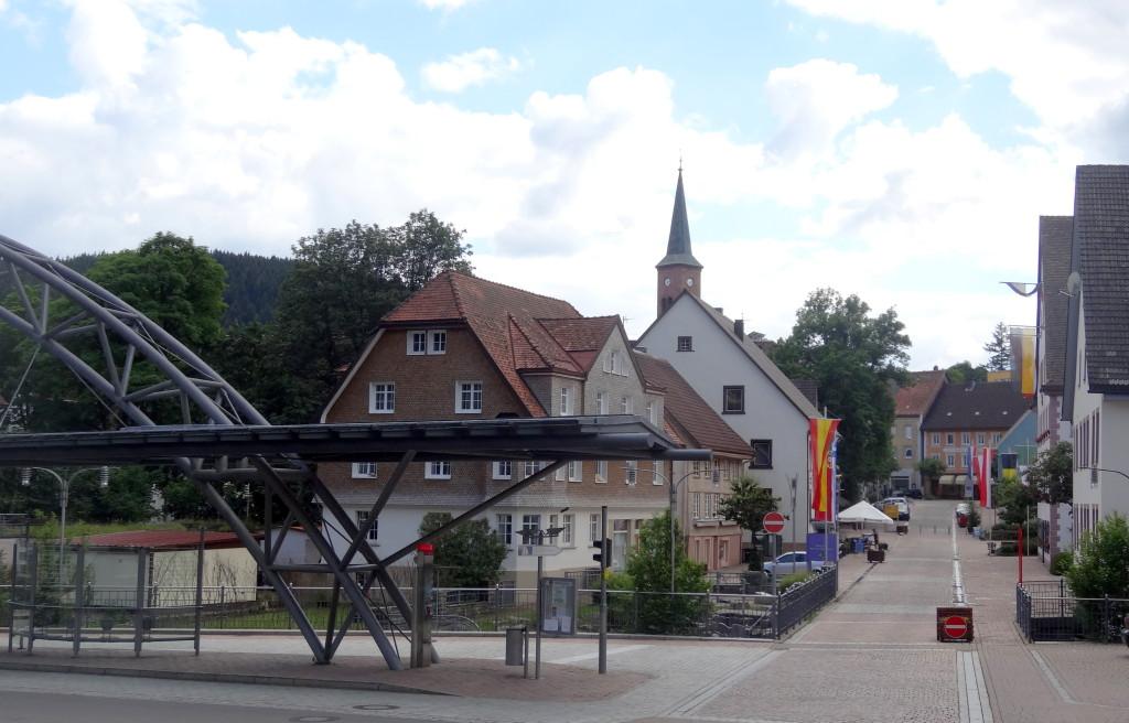 Furtwangen, Busbahnhof