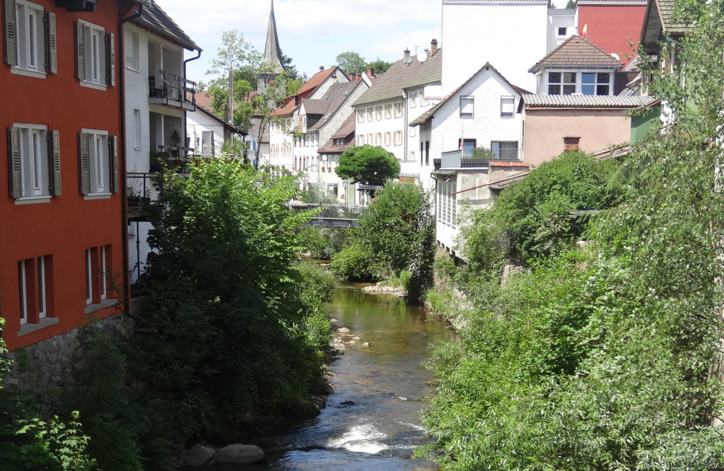 Hornberg und Gutach