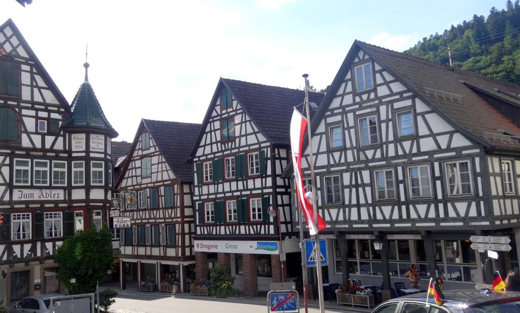 Schiltach, Hotel Adler