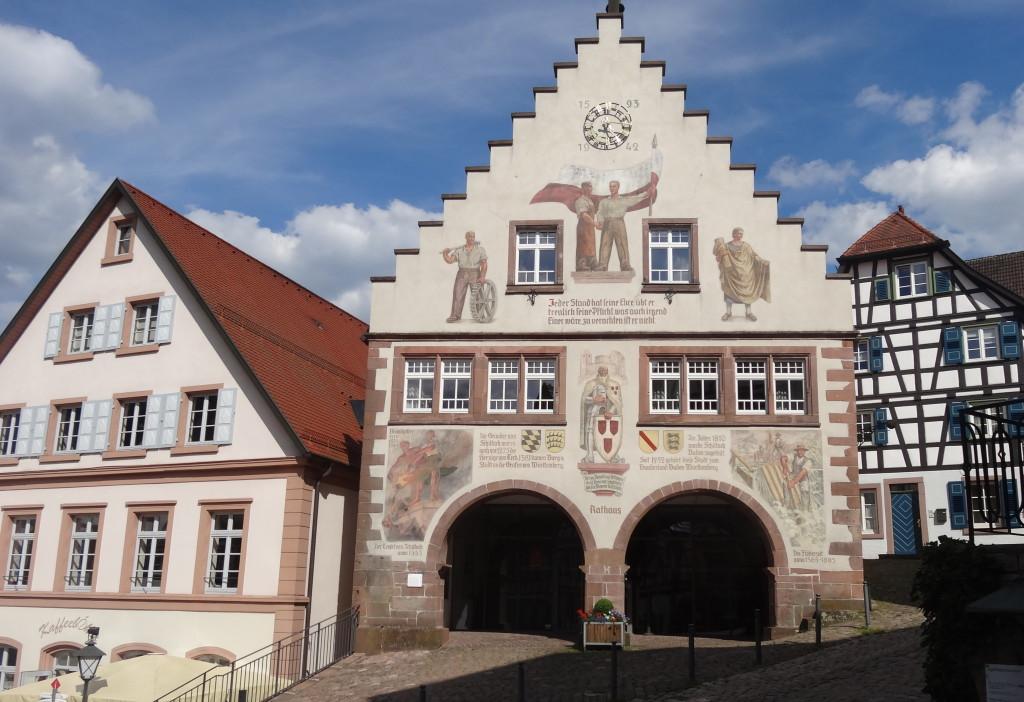 Rathaus Schiltach