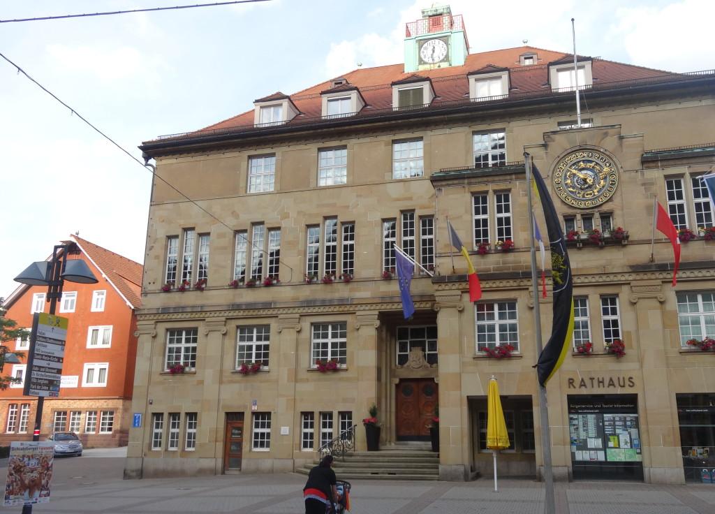 Schramberg, Rathaus