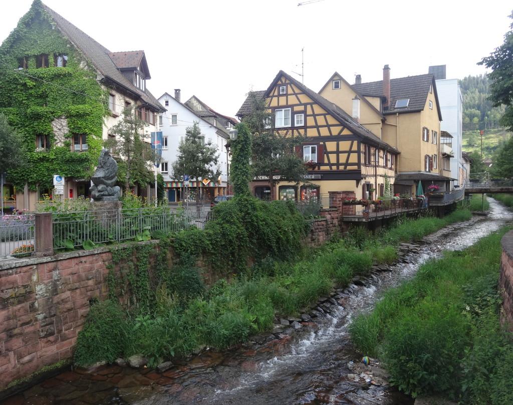Schramberg an der Schiltach