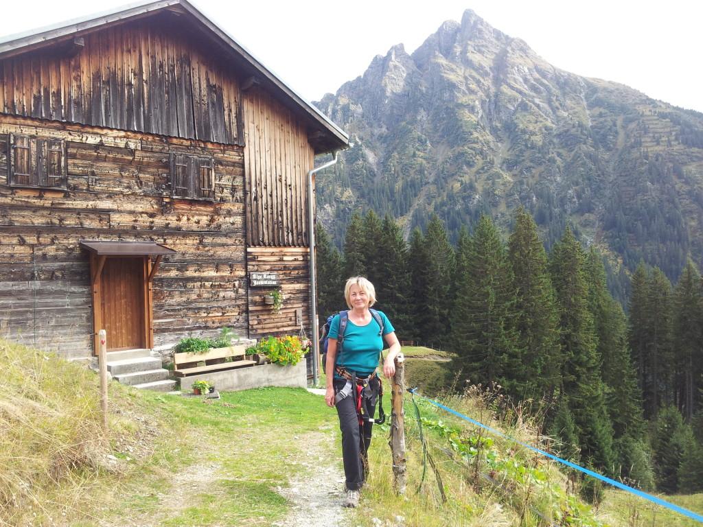 Rongg-Alpe