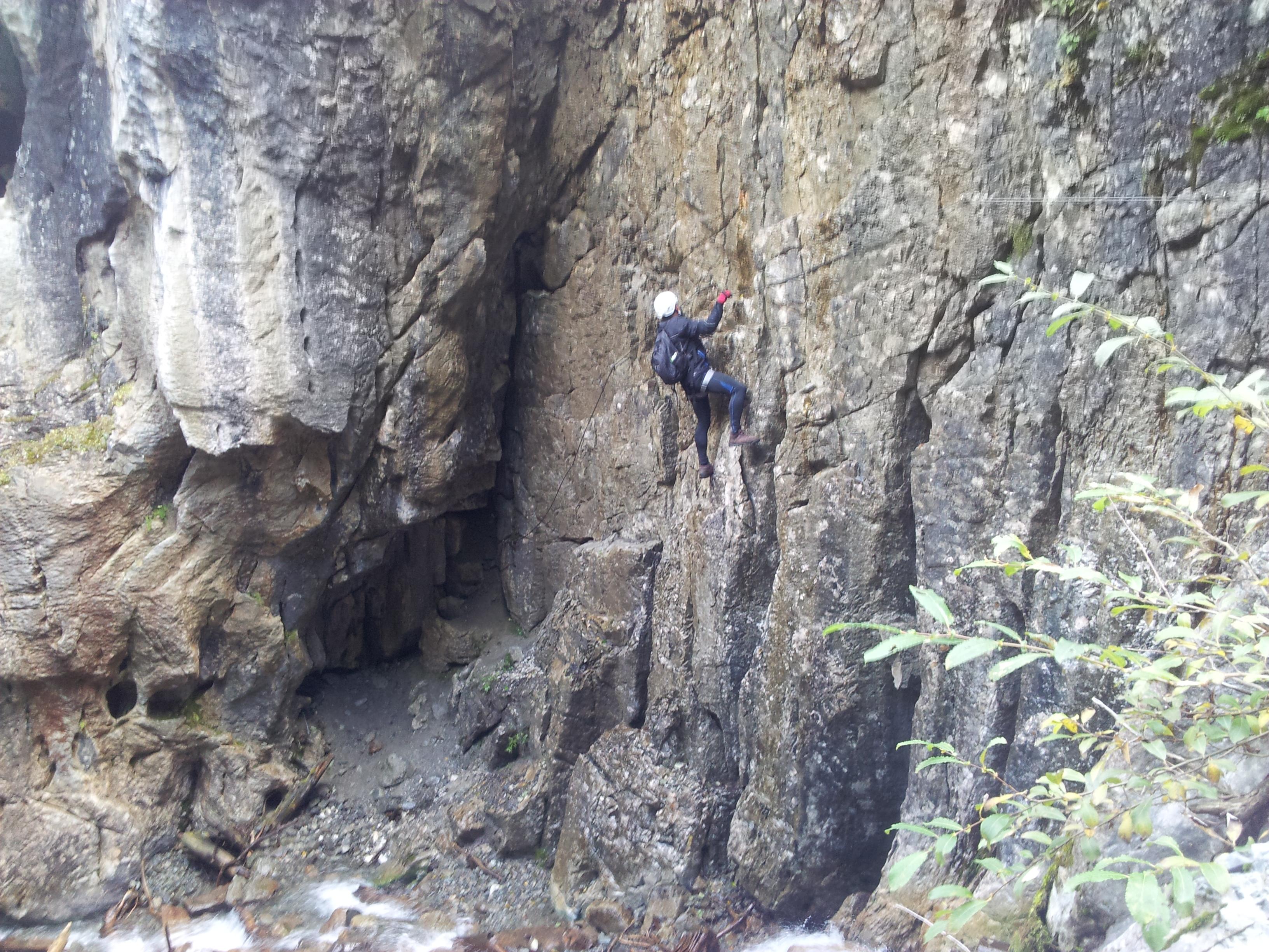 Klettersteig Montafon : Klettersteige im montafon lisa unterwegs