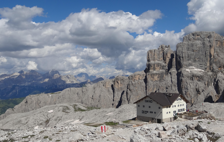 Klettersteig Pisciadu : Pisciadu klettersteig dolomiten lisa unterwegs