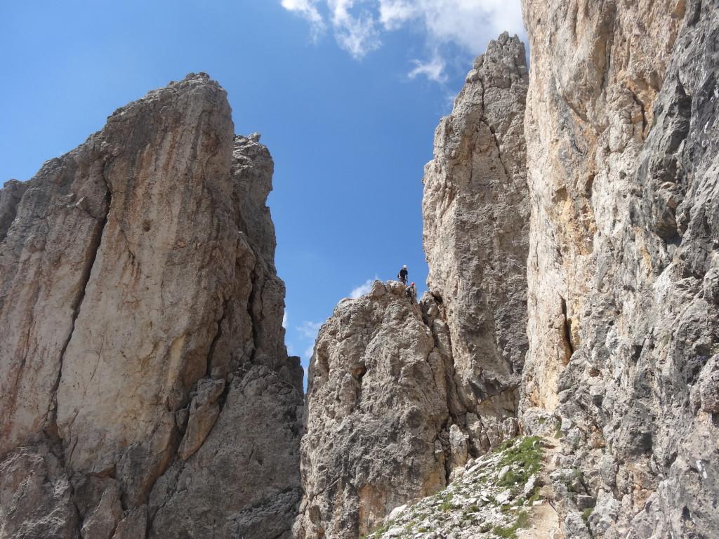 Mazaré Klettersteig