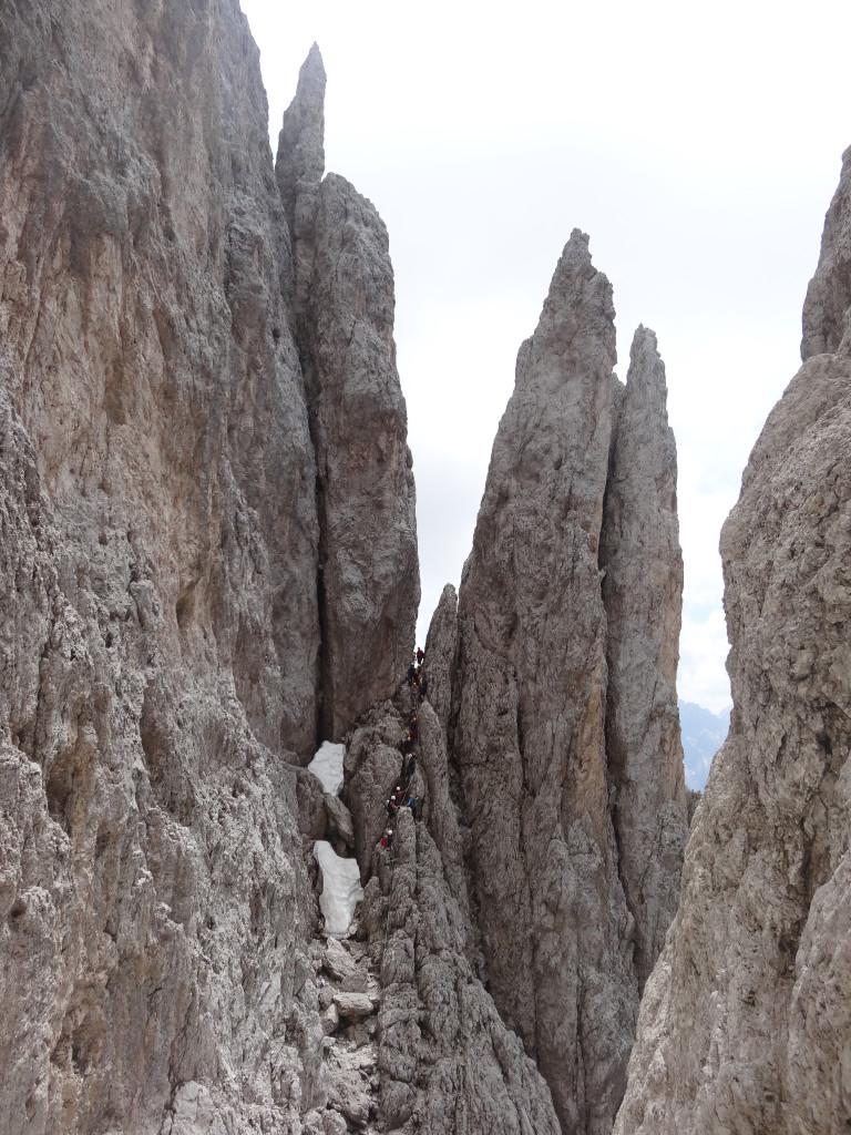 Santnerpass-Klettersteig