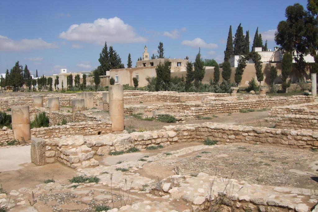 Das Archäologische Museum liegt 500m vom Kolloseum entfernt und lohnt einen Besuch.