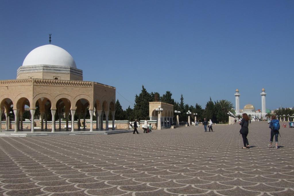 Mausoleum des Habib Bourgibha