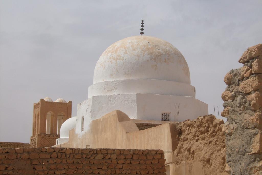 """Nefta ist ein wichtiges religiöse Zentrum, das """"Kairouan des Südens"""", mit seinen zwei Duzend Moscheen und mehr als 100 Marabuts"""