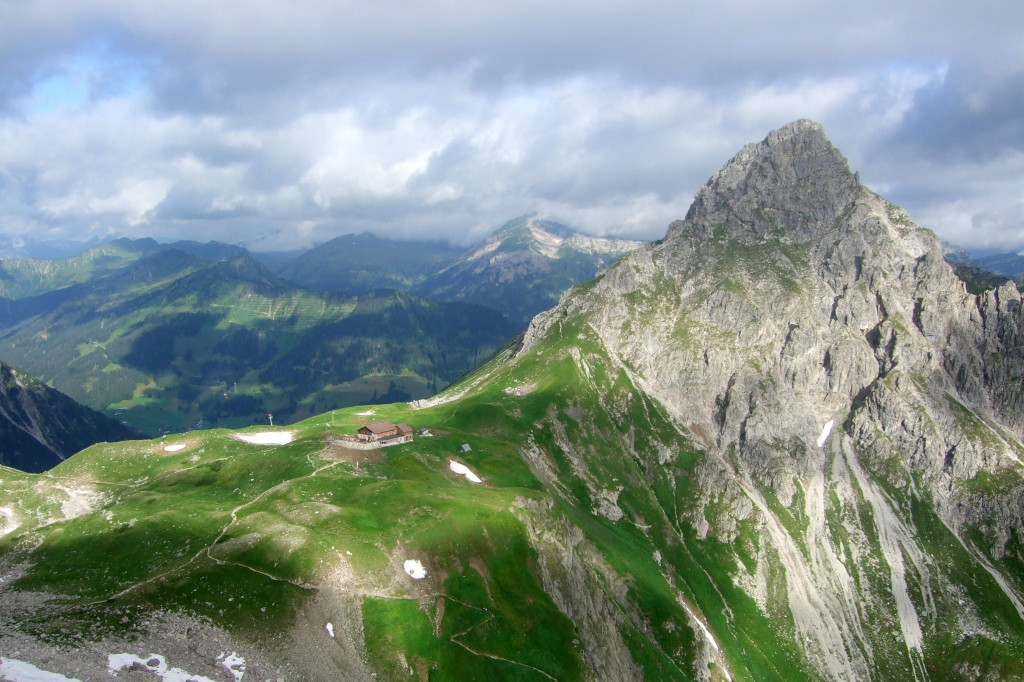 Fiederepass-Hütte