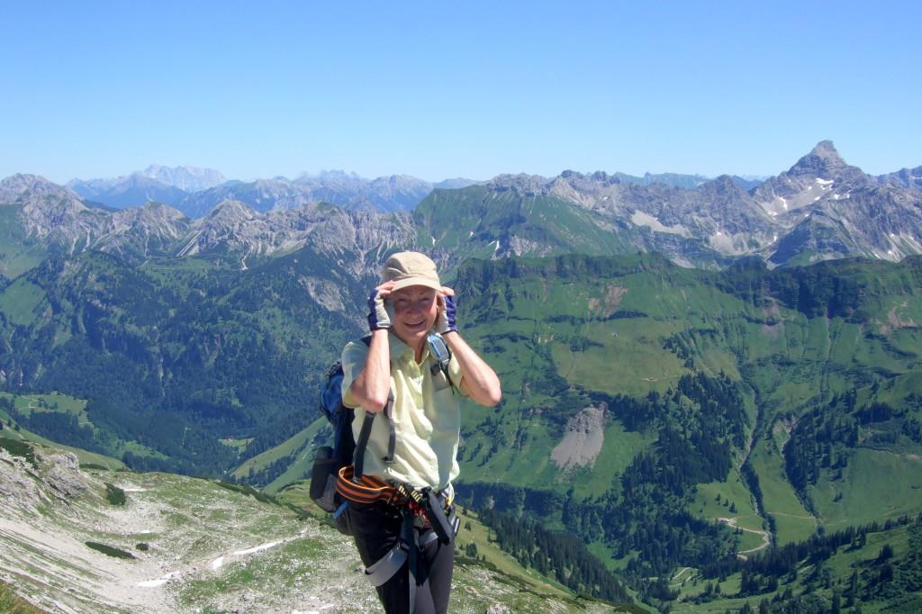 Zugspitze und Hochvogel