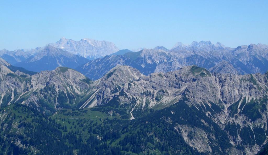 Zugspitze, Wetterstein