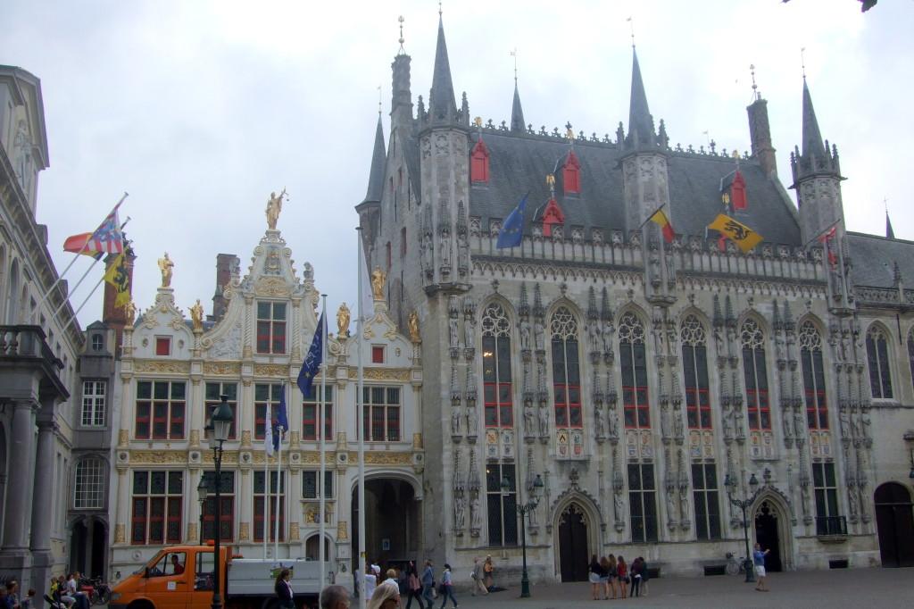 Rathaus an der Burg