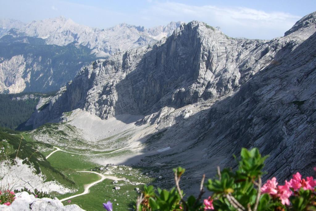 Zustig zur Alpspitz-Ferrata