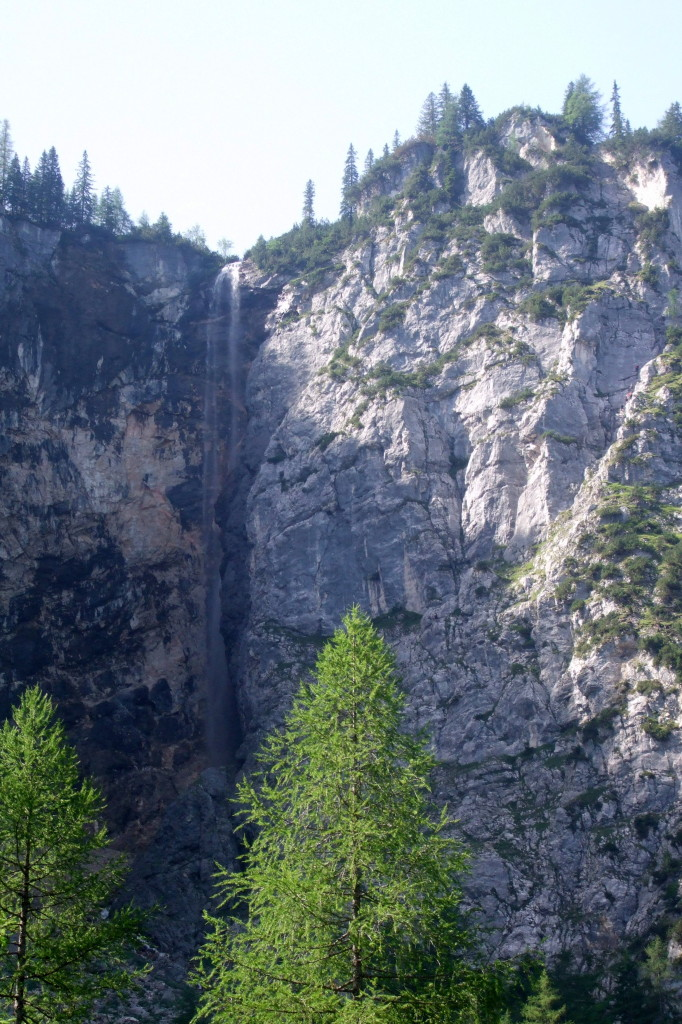 Seeben-Wasserfall